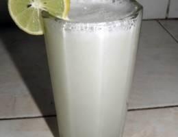 Освежающий лимонад Сахар, Молоко, Лимон