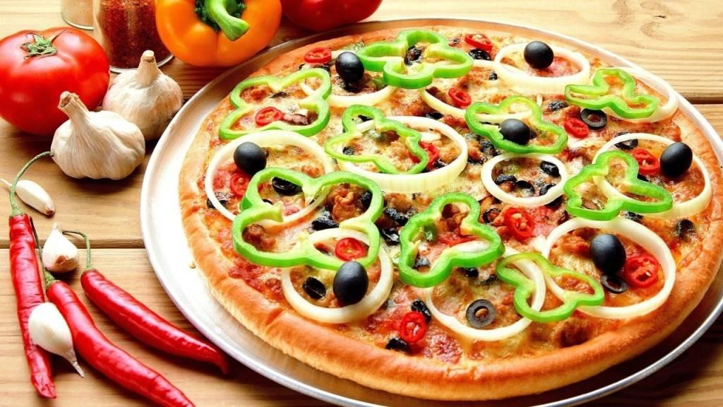 картинки о пицце
